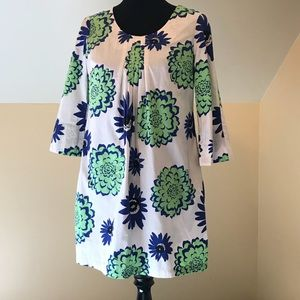 Sara Campbell dress with pockets. Size XS, GUC